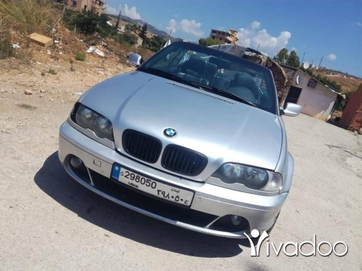 BMW in Damour - 325i model 2001