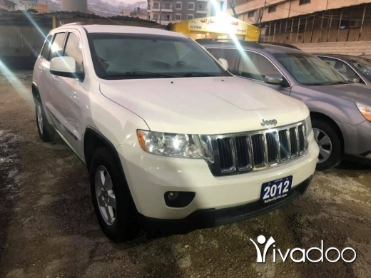 Jeep in Zahleh - Grand cherokee 2012