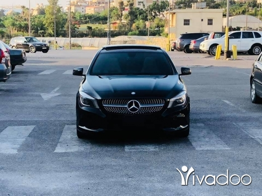 Mercedes-Benz in Jbeil - CLA 2014 full options low milage like new for inf: