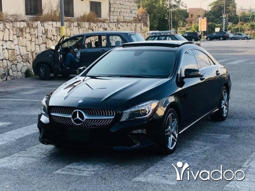 Mercedes-Benz in Jbeil - Mercedes CLA 2014 full options like new