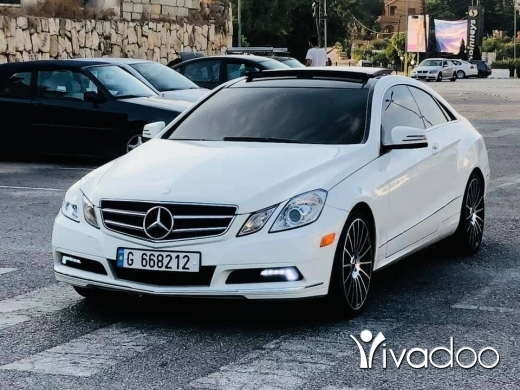 Mercedes-Benz in Jbeil - mercedes E class 2010 full options like new