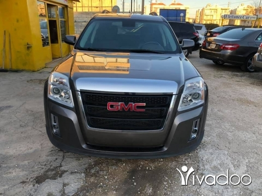 GMC in Zahleh - Gmc TERRAIN 2012