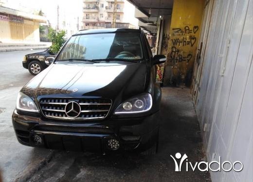 Mercedes-Benz in Tripoli - Ml320