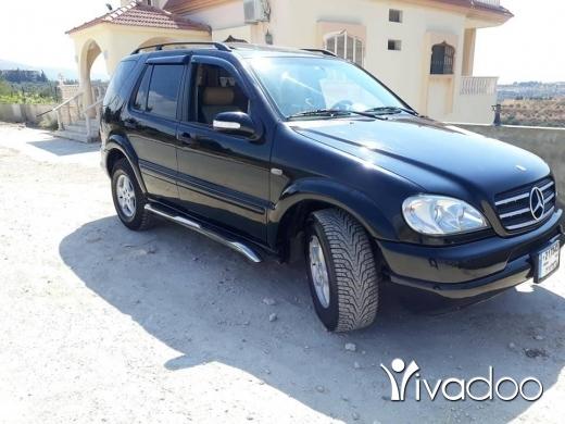 Mercedes-Benz in Akkar el-Atika - انقاض من يومين جيب جديد موديل ١٩٩٩ كلشي في جديد
