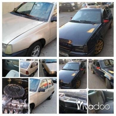 Opel in Tripoli - اوبل كاديت موديل 88 اوتوماتيك