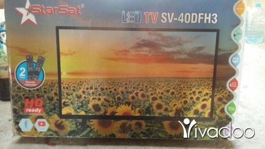 "Other TV, DVD & Video in Tripoli - led 40""star sat"