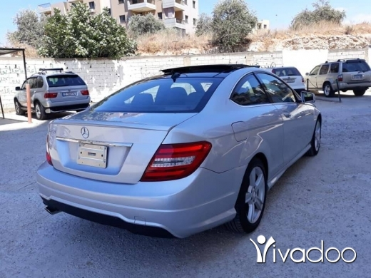 Mercedes-Benz in Majd Laya - C 250 mod 2013 clean 50000 mille full option