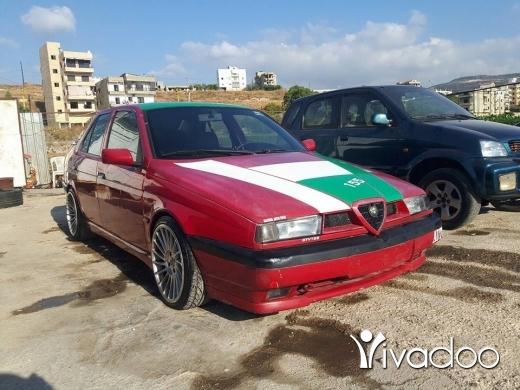 Alfa Romeo in Damour - alfa GTV