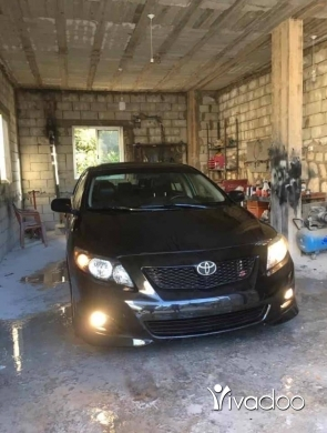 Toyota in Sour - Toyota corolla 2010 S