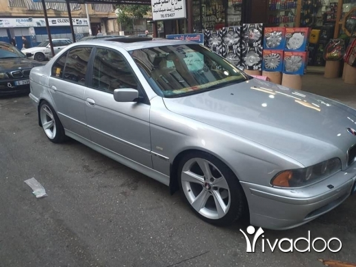 BMW in Tripoli - lal be3 aw tebdil 3ashi z6ir