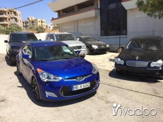 Hyundai in Majd Laya - Hyundai veloster mod 2012 clean 40000 mille