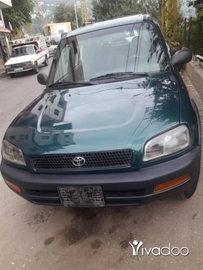 Toyota in Tripoli - تويوتا رفور مودال ٩٧ خارق