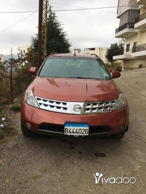Nissan in Tripoli - Nissan murano 2004 ( 6 cylinder )