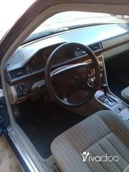 Mercedes-Benz in Tripoli - 280 صندوق 300موديل 92 شابيك وفتحه كهربه دواليب جدد نمر جداد مدفوع ميكانيك