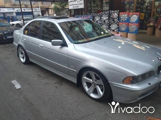 BMW in Tripoli - lal be3 aw tebdil 3ashi mnesab