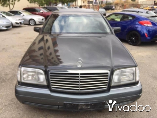 Mercedes-Benz in Majd Laya - S 320 mod 1994 kayen ankad 2019 call