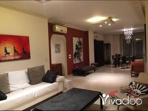 Apartments in Achrafieh - Apartment for rent in Achrafieh close to Sassine 7th floor