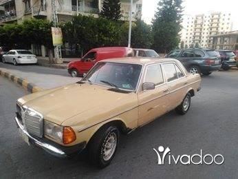 Mercedes-Benz in Tripoli - اتومتيك اربعه سلندر انقاض رقم
