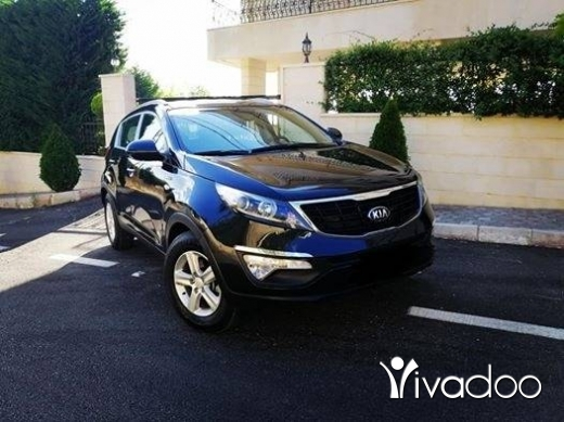 Kia in Beirut City - Kia sportage 2016 4WD super 5arek revziont sherke low milage extra clean nb 03653677