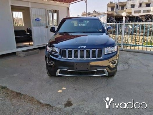 Jeep in Ras-Meska - Grand cherokee
