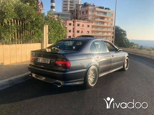 BMW in Beirut City - BMW 528i
