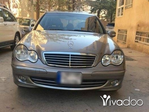 Mercedes-Benz in Zahleh - 2005 C230 K