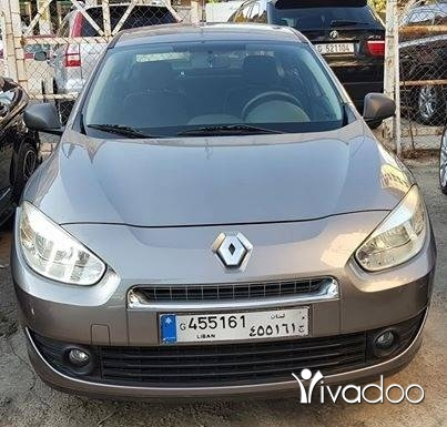 Renault in Beirut City - Renault fluence