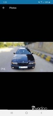 BMW in Tripoli - E39