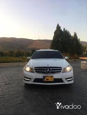 Mercedes-Benz in Zgharta - C300 model 2013