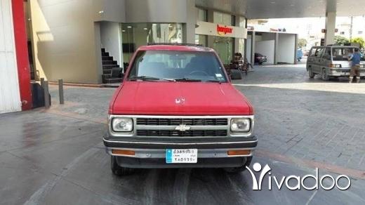 Chevrolet in Tripoli - جيب شفرولية بليزر