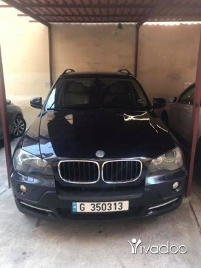BMW in Beirut City - X5 2009 super khare2