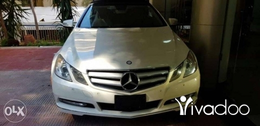 Mercedes-Benz in Port of Beirut - mercedes E