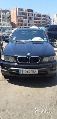 BMW in Tripoli - Bmw x5 2001 (6 سلندر)