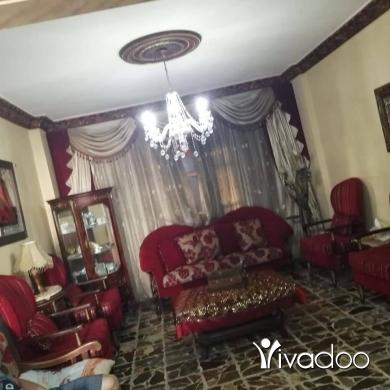 Other in Mina - صالون مع برداية و تريا ما عدا الباهو مش للبيع