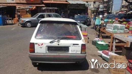 Opel in Tripoli - Opel korsa