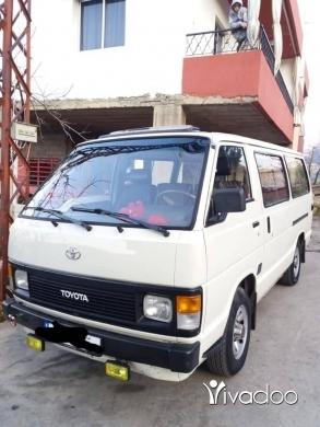 Vans in Menyeh - van toyota