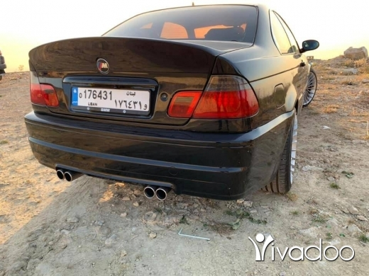 BMW in Tripoli - E46 bmw for sell