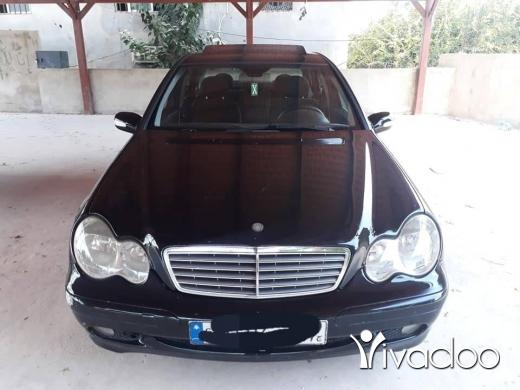 Mercedes-Benz in Sour - C200 copreesor 2001