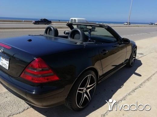 Mercedes-Benz in Mina - merceds