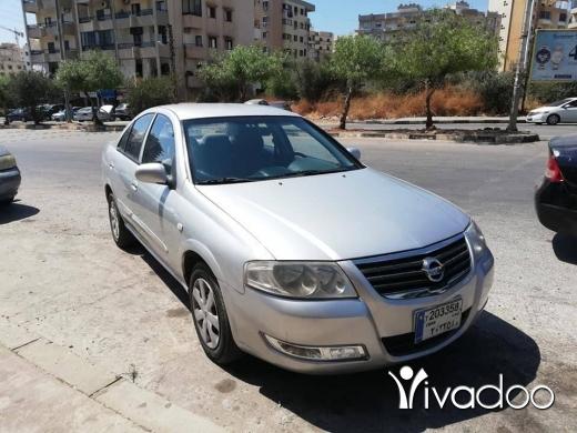 Nissan in Tripoli - Nissan Sunny 2011