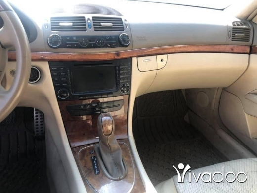 Mercedes-Benz in Port of Beirut - Mercedes E320 for sell