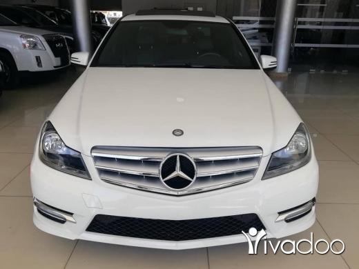 Mercedes-Benz in Chtaura - C250 4matic. 2012 AMG