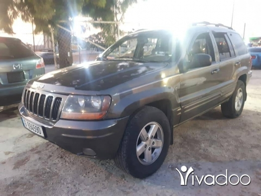 Jeep in Damour - New grand