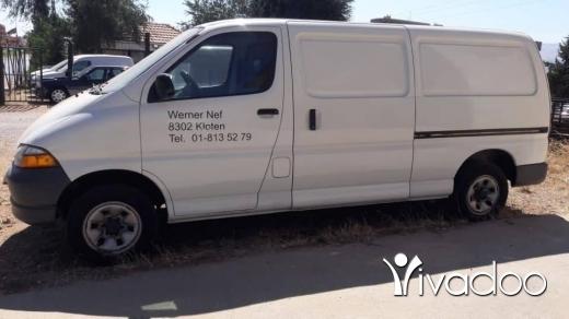 Vans in Rayak - تويوتا هايس 4x4 اجنبي شاسيه طويلة