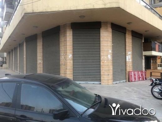 Apartments in Kobbeh - للبيع شقة خلف الريفا مع محلان(