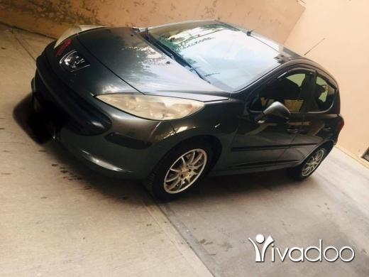 Peugeot in Tripoli - بيجو٢٠٧ موديل ٢٠٠٧ انقاض