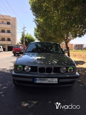 BMW in Zahleh - BMW 525-model 1990