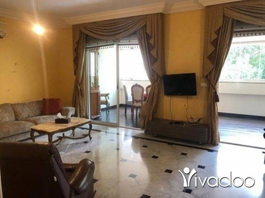 Apartments in Beirut City - Furnished apartment for rent in Beirut ain mreisseh close to main road