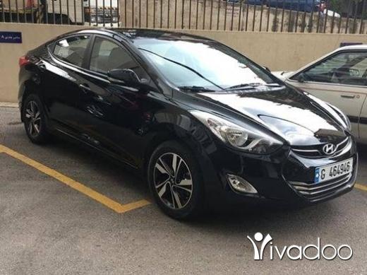 Hyundai in Bouchrieh - Hyundai elentra 2013 full options