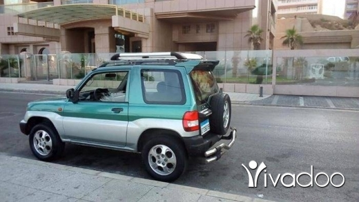 Mitsubishi in Dbayeh - Mitsubishi Pajero IO (4 cylinders) 1999 in excellent condition